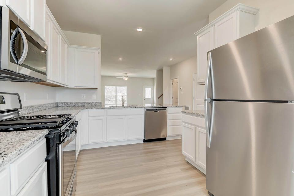 Kitchen featured in the Waverly By LGI Homes in York, PA