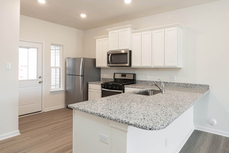 Kitchen featured in the Carol By LGI Homes in Norfolk-Newport News, VA