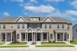 William - Huntington Pointe: Newport News, Virginia - LGI Homes