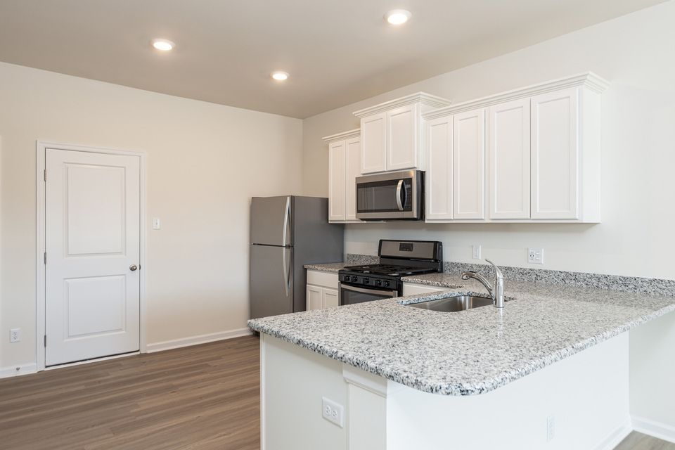 Kitchen featured in the William By LGI Homes in Norfolk-Newport News, VA
