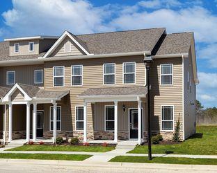 York - Huntington Pointe: Newport News, Virginia - LGI Homes