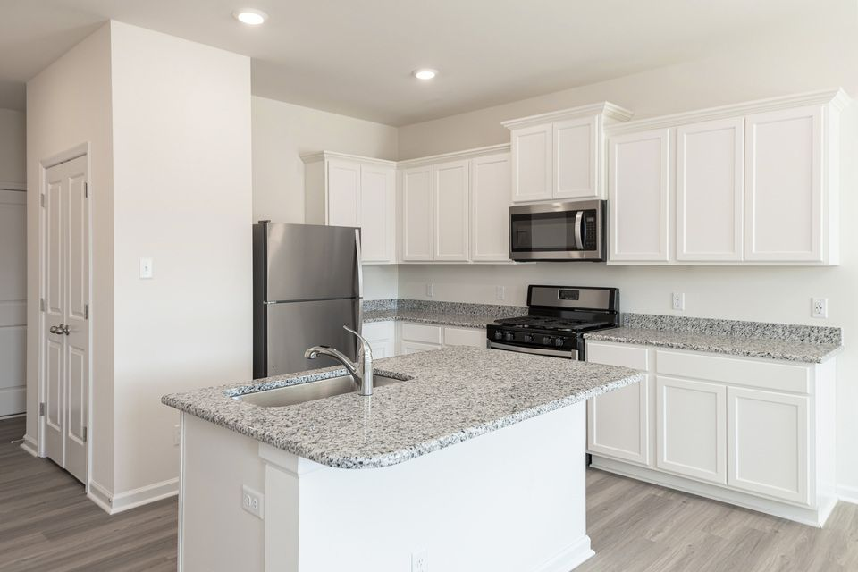 Kitchen featured in the York By LGI Homes in Norfolk-Newport News, VA