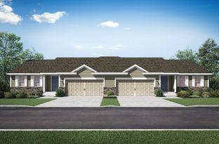 Morrison Twinhome - White Tail Ridge: Montrose, Minnesota - LGI Homes