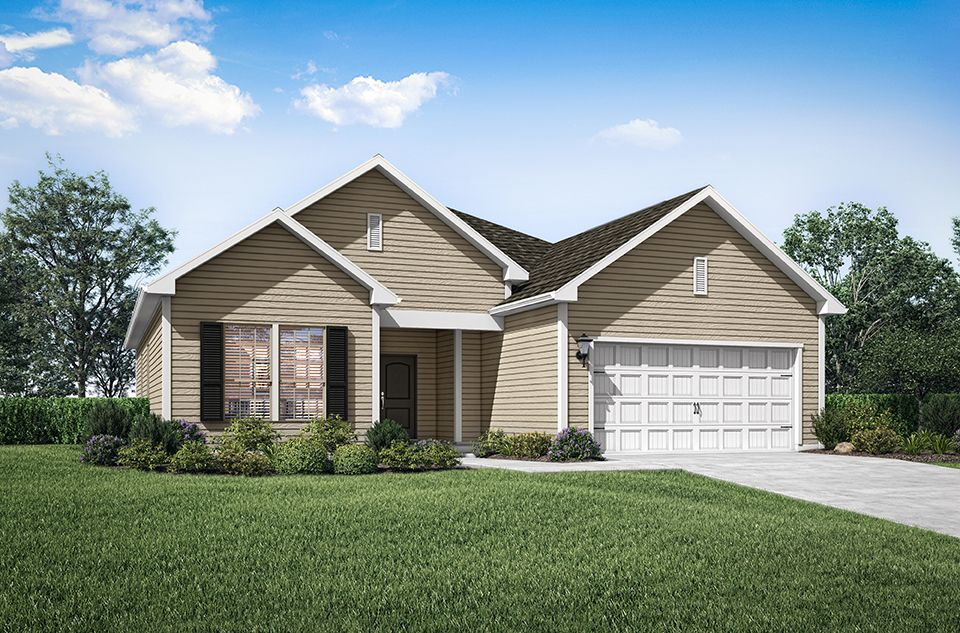 Exterior featured in the Anna By LGI Homes in York, PA