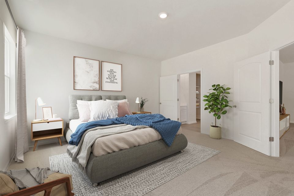 Bedroom featured in the Anna By LGI Homes in York, PA