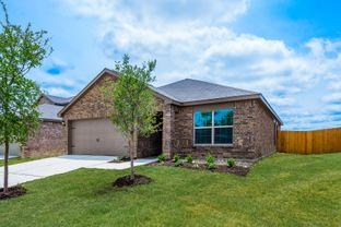 Blanco - Shaw Creek Ranch: Ferris, Texas - LGI Homes