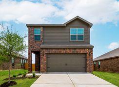 Jaguar - Shaw Creek Ranch: Ferris, Texas - LGI Homes