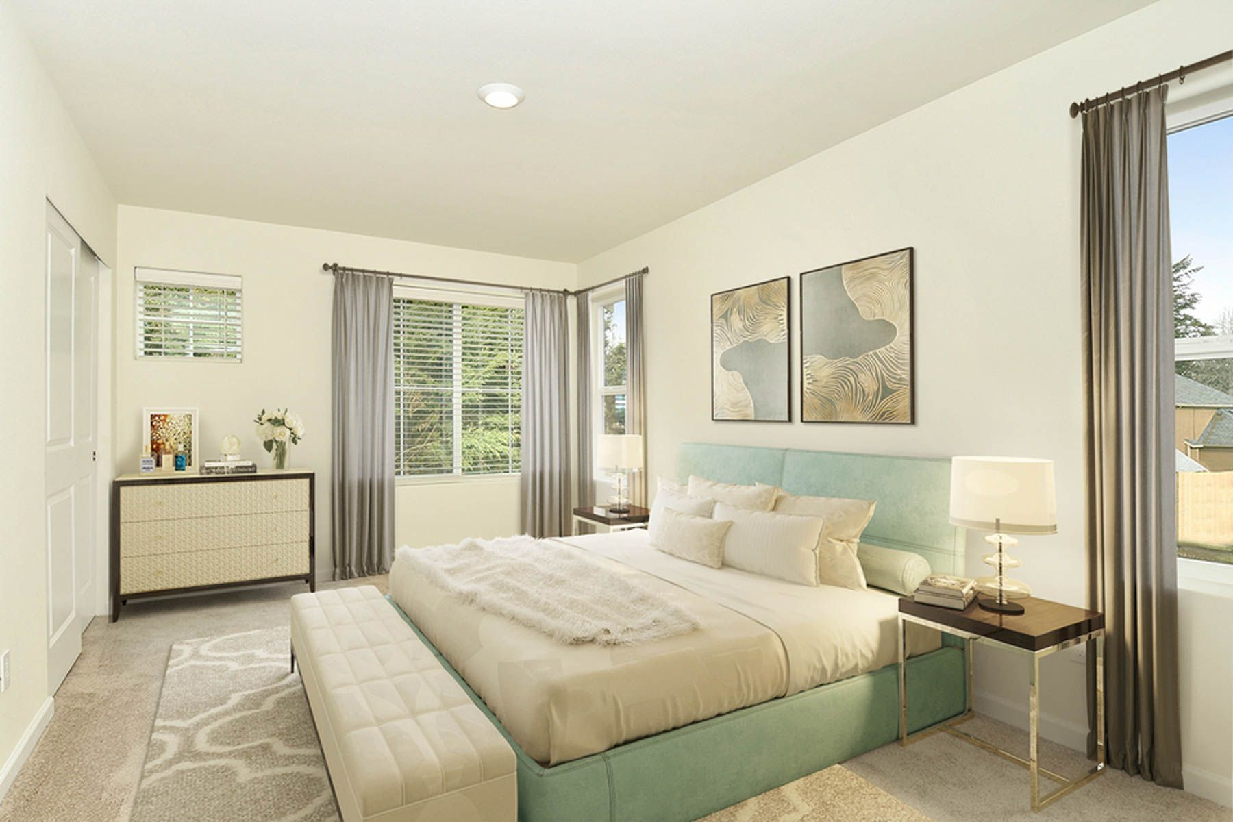 Bedroom featured in the Apple By LGI Homes in Portland-Vancouver, OR