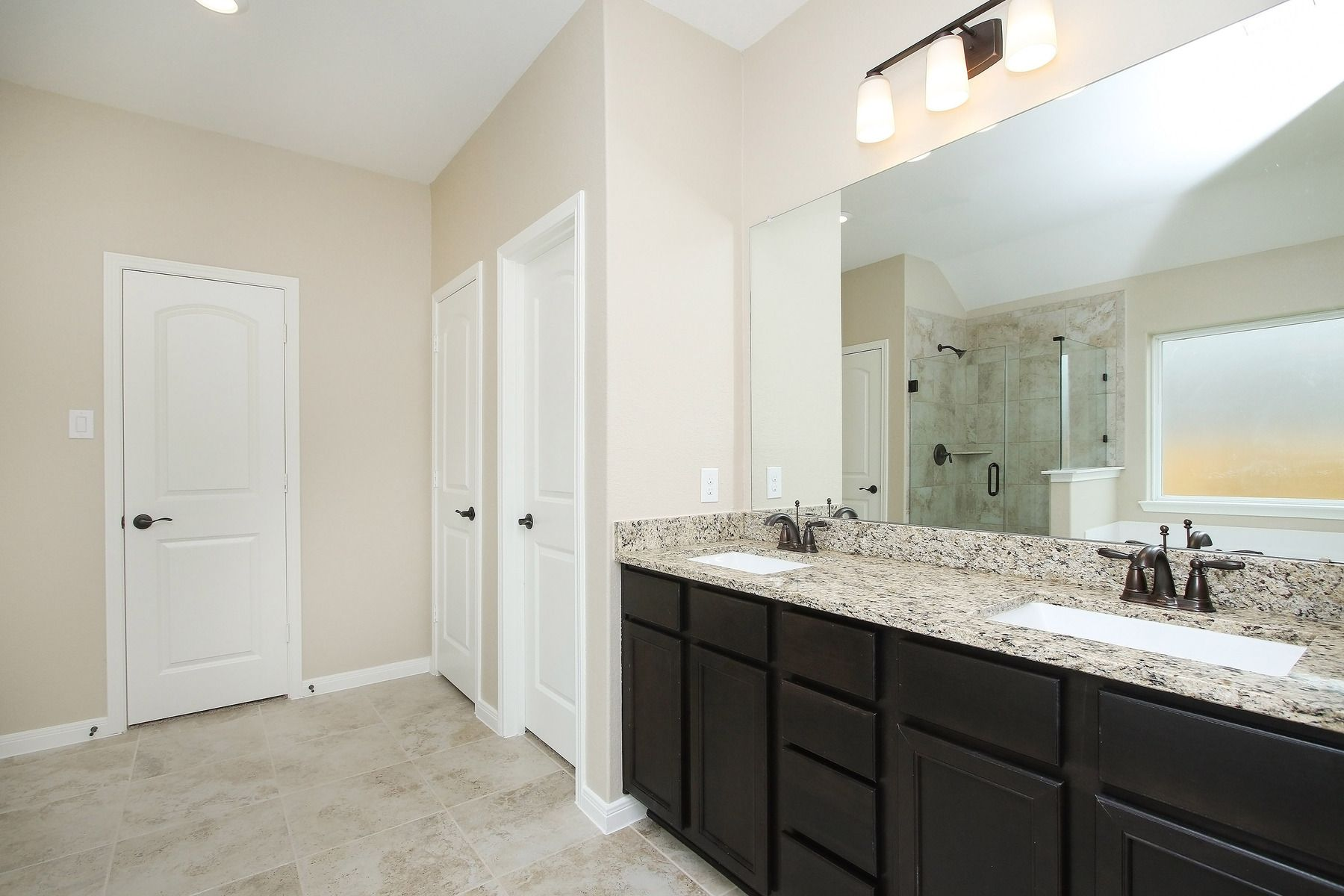 Bathroom featured in the Hendrie  By LGI Homes in Houston, TX