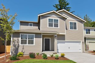 Mercer - Cedar Hill Estates: Stanwood, Washington - LGI Homes