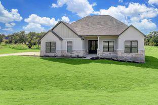 Fairview - Spicewood Trails: Spicewood, Texas - Terrata Homes