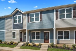 Aspen - The Cottages of Lake Forest: La Vergne, Tennessee - LGI Homes