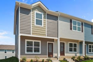 Birch - The Cottages of Lake Forest: La Vergne, Tennessee - LGI Homes