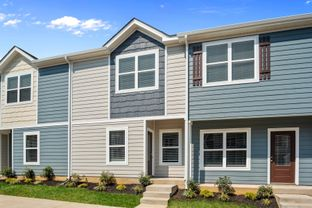 Pine - The Cottages of Lake Forest: La Vergne, Tennessee - LGI Homes
