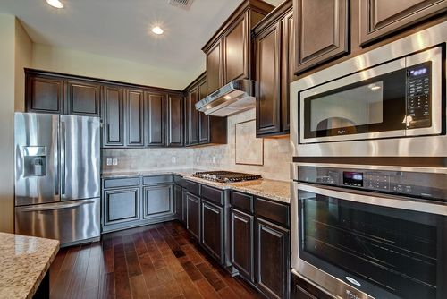 Kitchen-in-Timberline-at-Potranco Ranch-in-Castroville