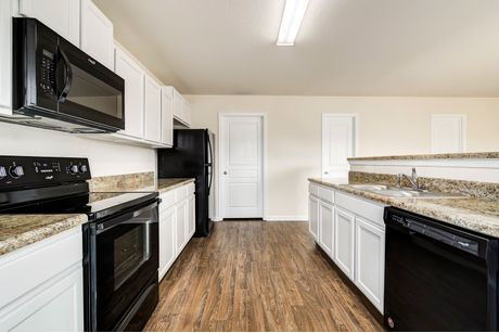 Kitchen-in-Madison-at-Bedford Hills-in-Burlington