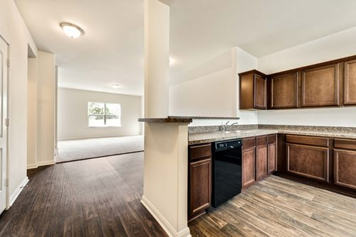 Kitchen-in-Driftwood-at-Shady Oaks-in-Dallas