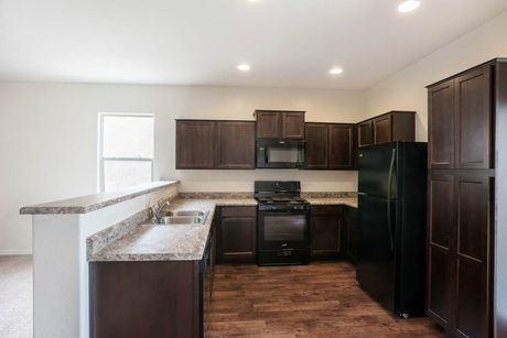 Kitchen-in-Ajo-at-Rancho Mirage-in-Maricopa