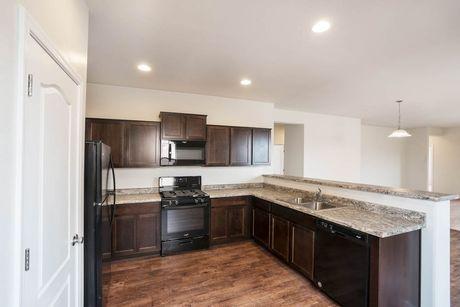 Kitchen-in-Prescott-at-Rancho Mirage-in-Maricopa