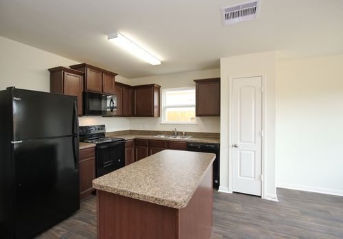 Kitchen-in-The Blanco-at-Crystal Lakes-in-Brookshire