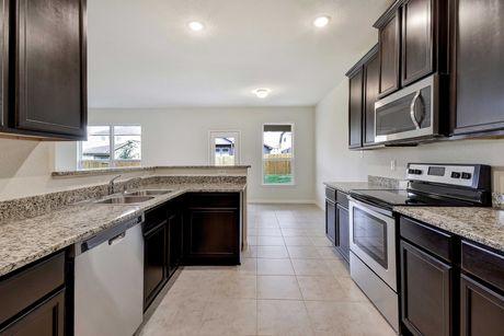 Kitchen-in-Presidio-at-Magnolia Springs-in-New Braunfels