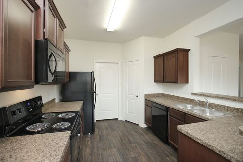Kitchen-in-The Cypress-at-Crystal Lakes-in-Brookshire