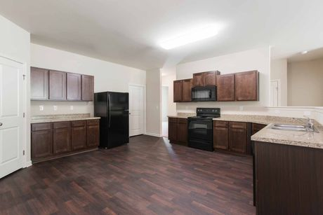 Kitchen-in-Dockery-at-Ashley Meadows-in-Covington