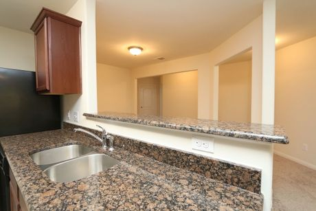 Kitchen-in-Trinity-at-The Reserve at Park Lakes-in-Humble