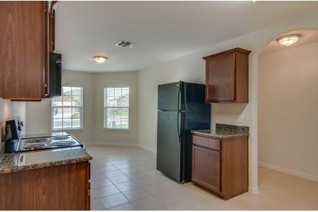 Kitchen-in-Pecos-at-The Reserve at Park Lakes-in-Humble