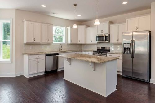 Kitchen-in-Charlotte-at-Addyson at Holden Road-in-Youngsville