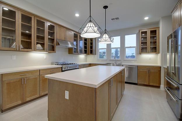 Nexus Plan 2 Kitchen