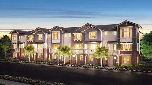New Condo Townhome Communities In Sunnyvale Newhomesource