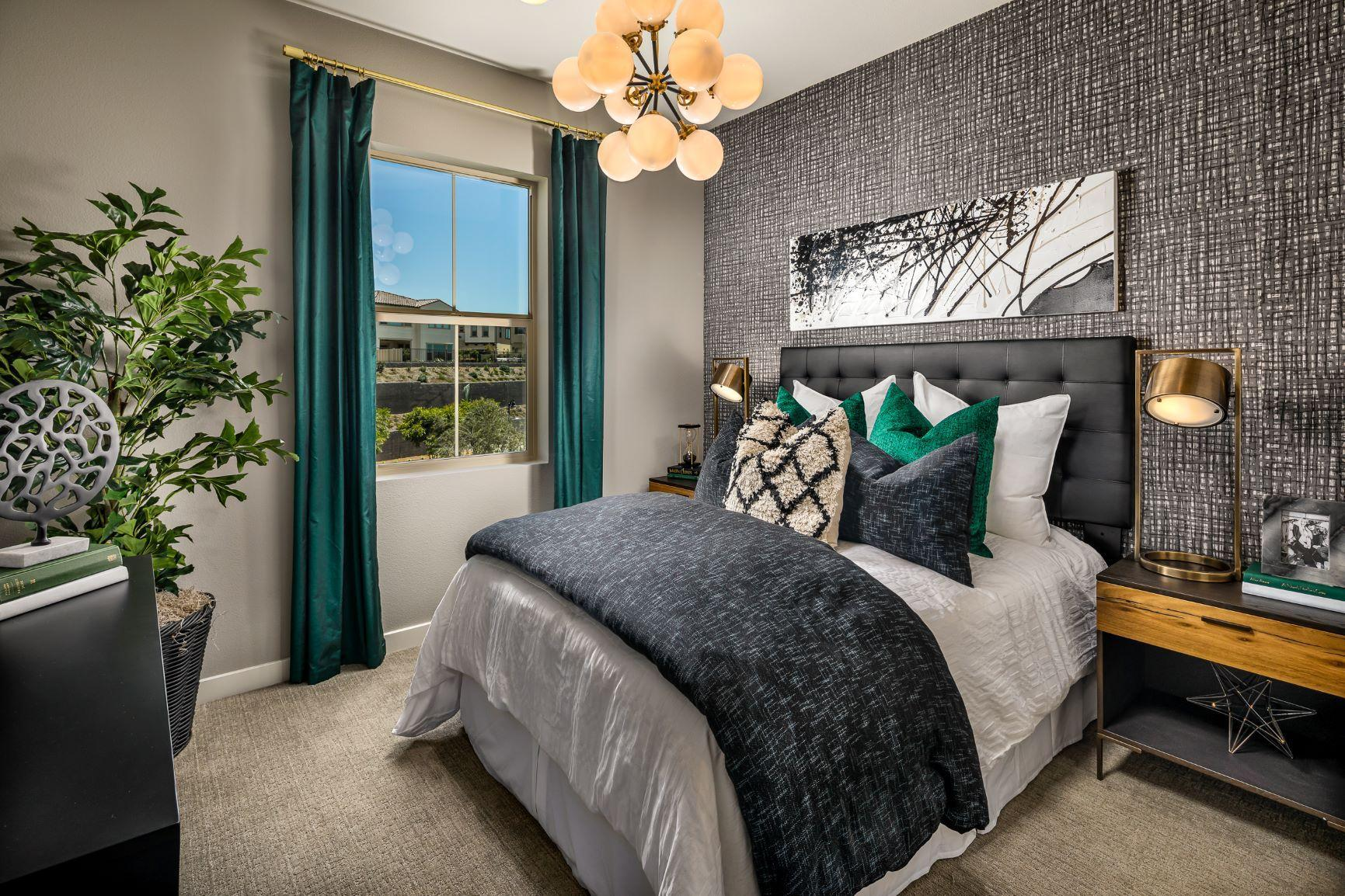 Bedroom featured in the Plan One By Landsea Homes in Orange County, CA