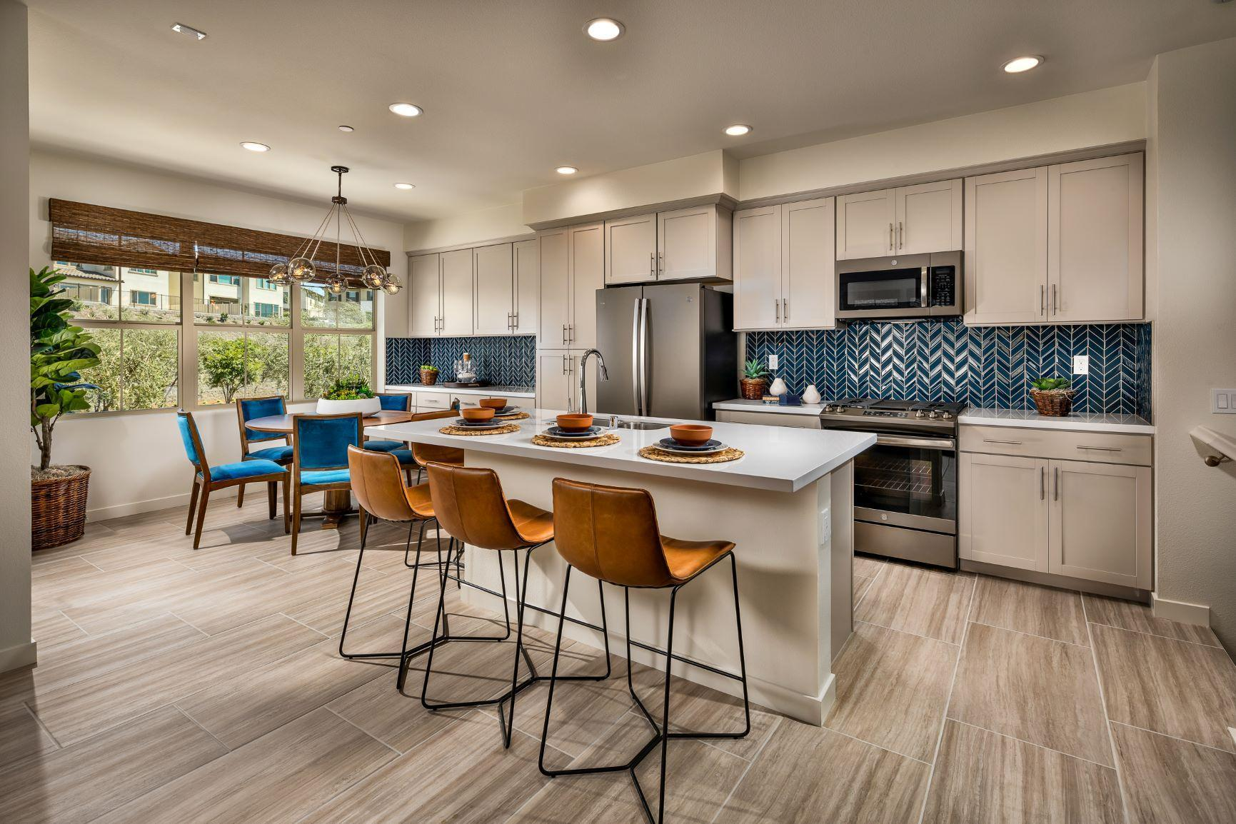 Kitchen featured in the Plan Two By Landsea Homes in Orange County, CA