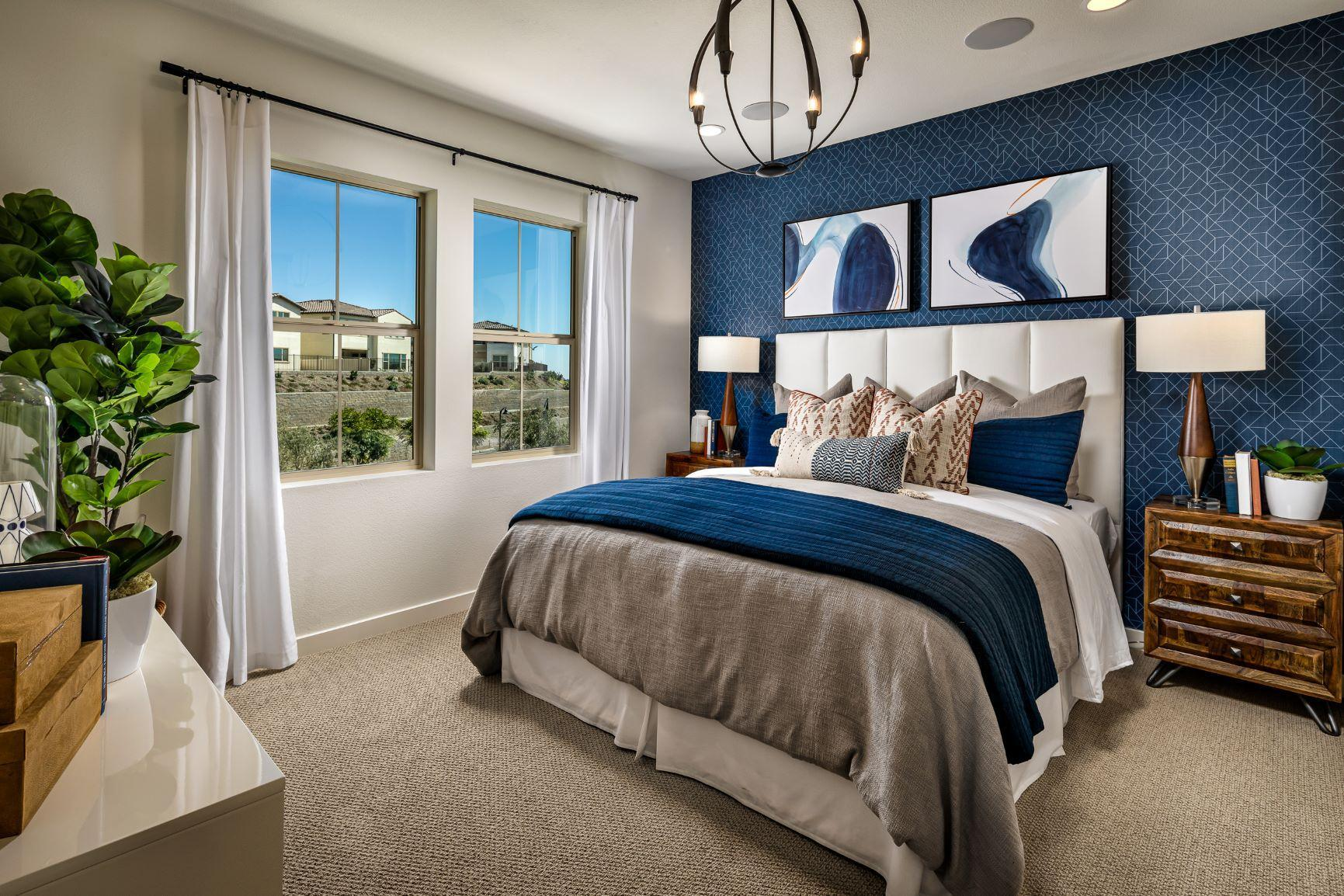Bedroom featured in the Plan Two By Landsea Homes in Orange County, CA
