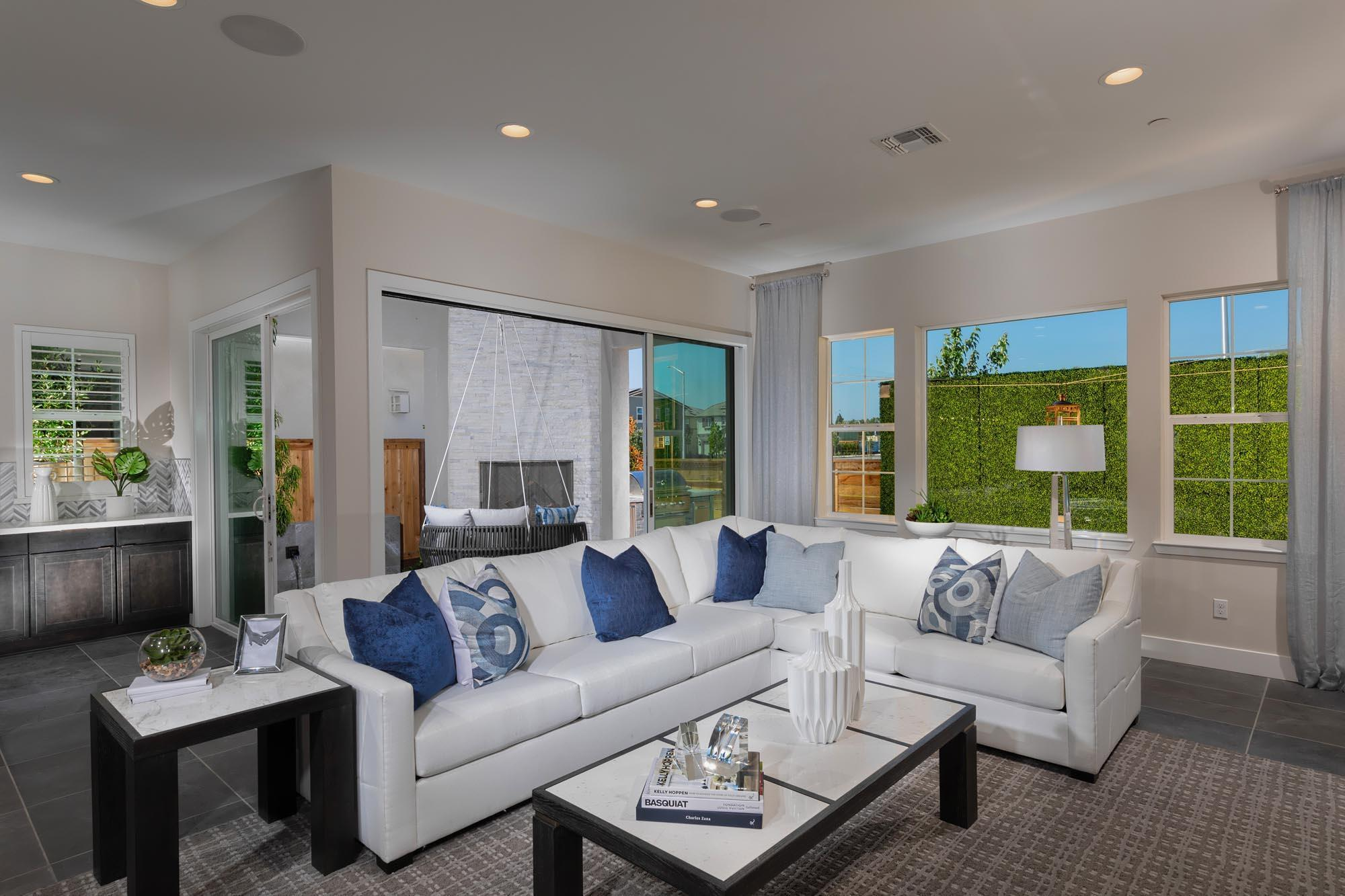 Living Area featured in the Skylark Plan Three By Landsea Homes in Oakland-Alameda, CA