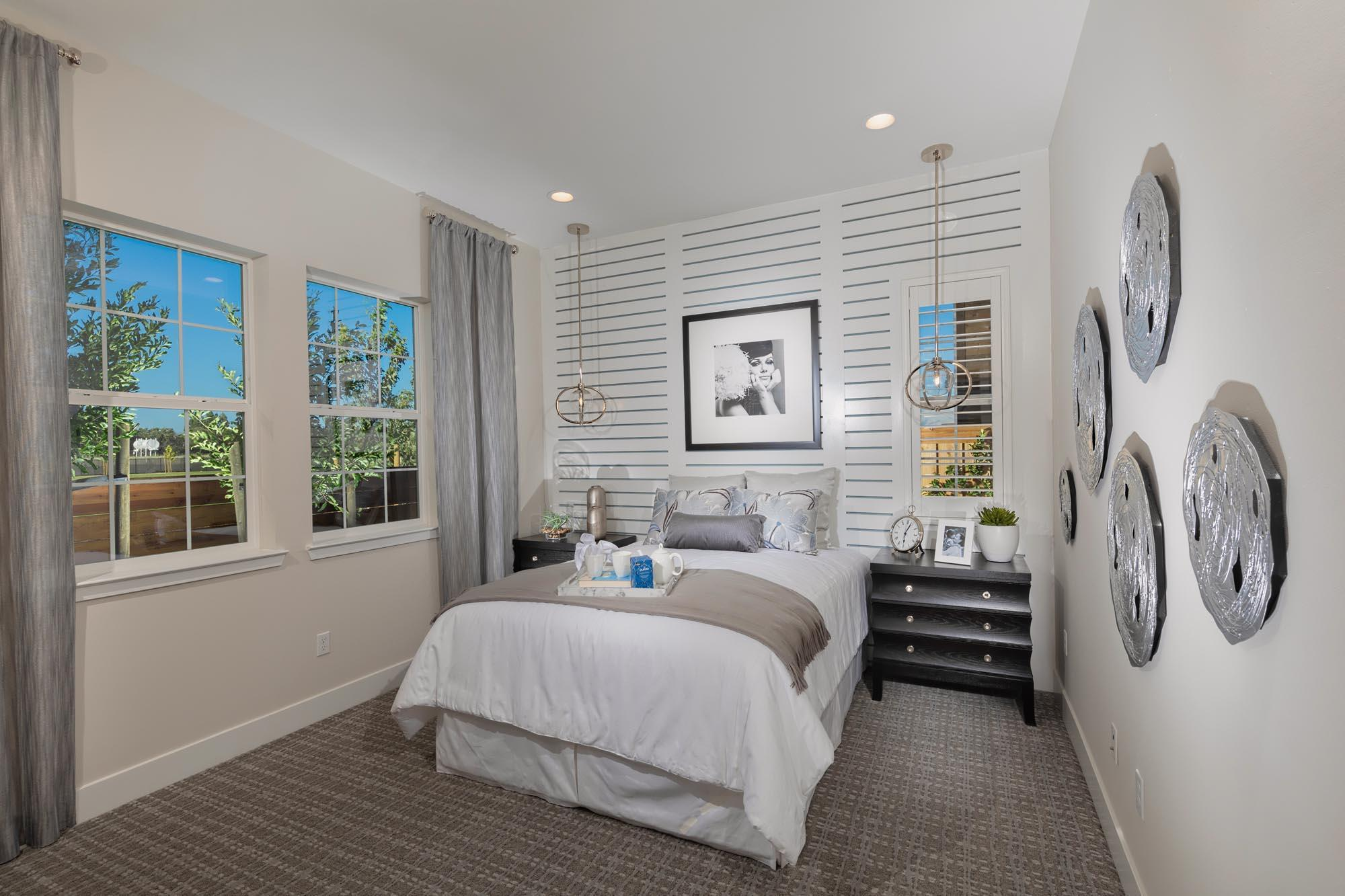 Bedroom featured in the Skylark Plan Three By Landsea Homes in Oakland-Alameda, CA