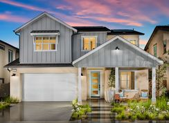 Plan 2 - Amberly: Ontario, California - Landsea Homes