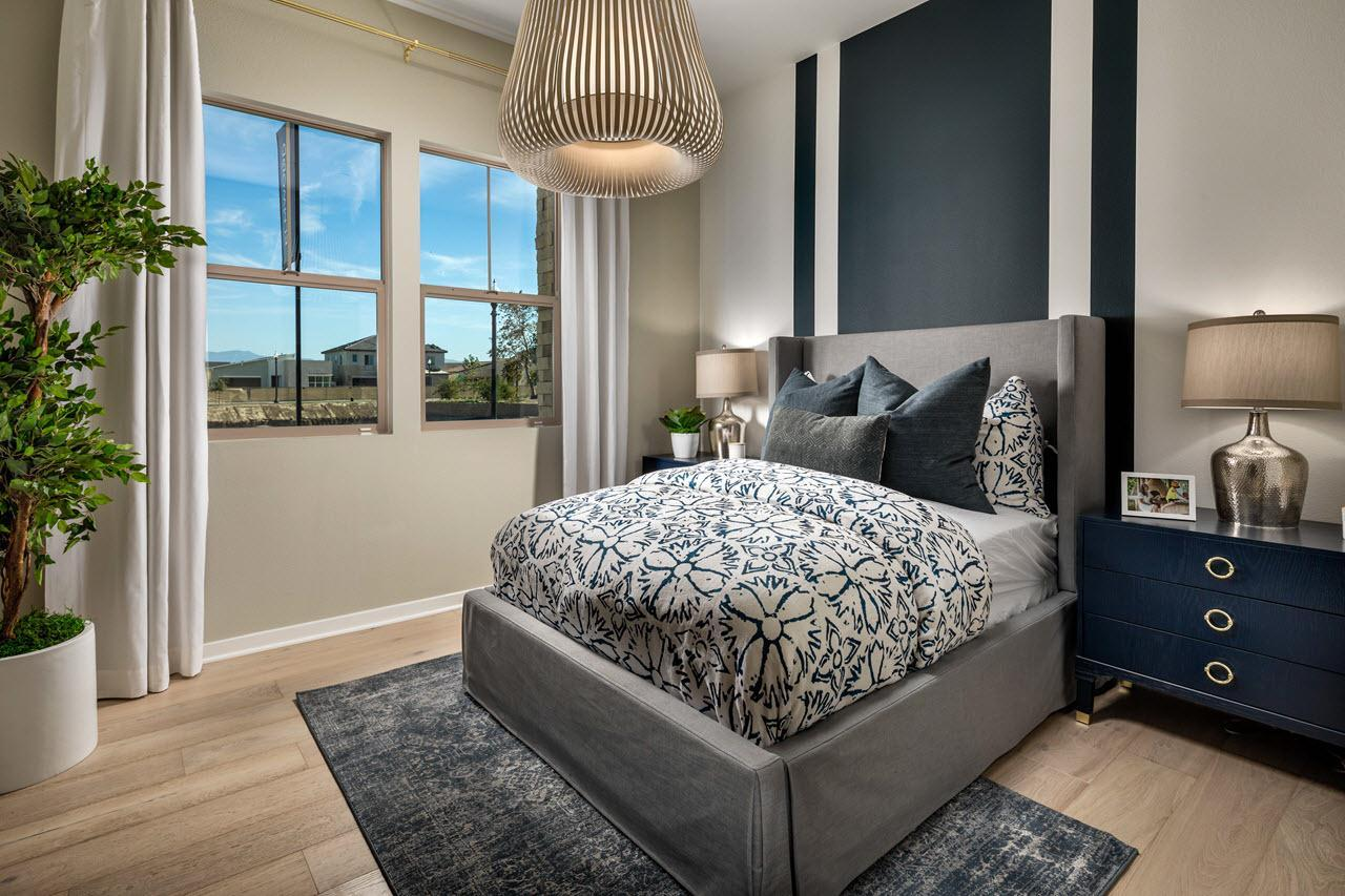 Bedroom featured in the Plan 3 By Landsea Homes in Riverside-San Bernardino, CA