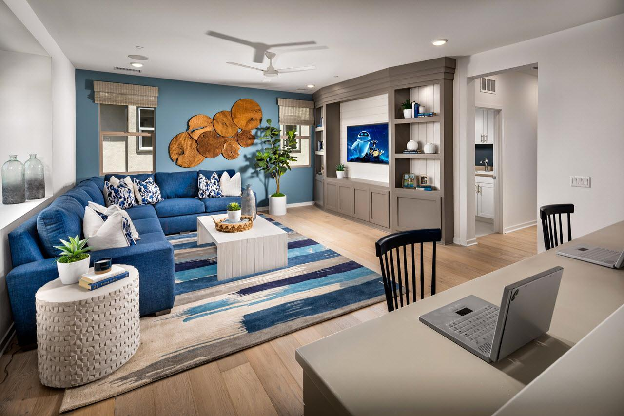 Living Area featured in the Plan 3 By Landsea Homes in Riverside-San Bernardino, CA