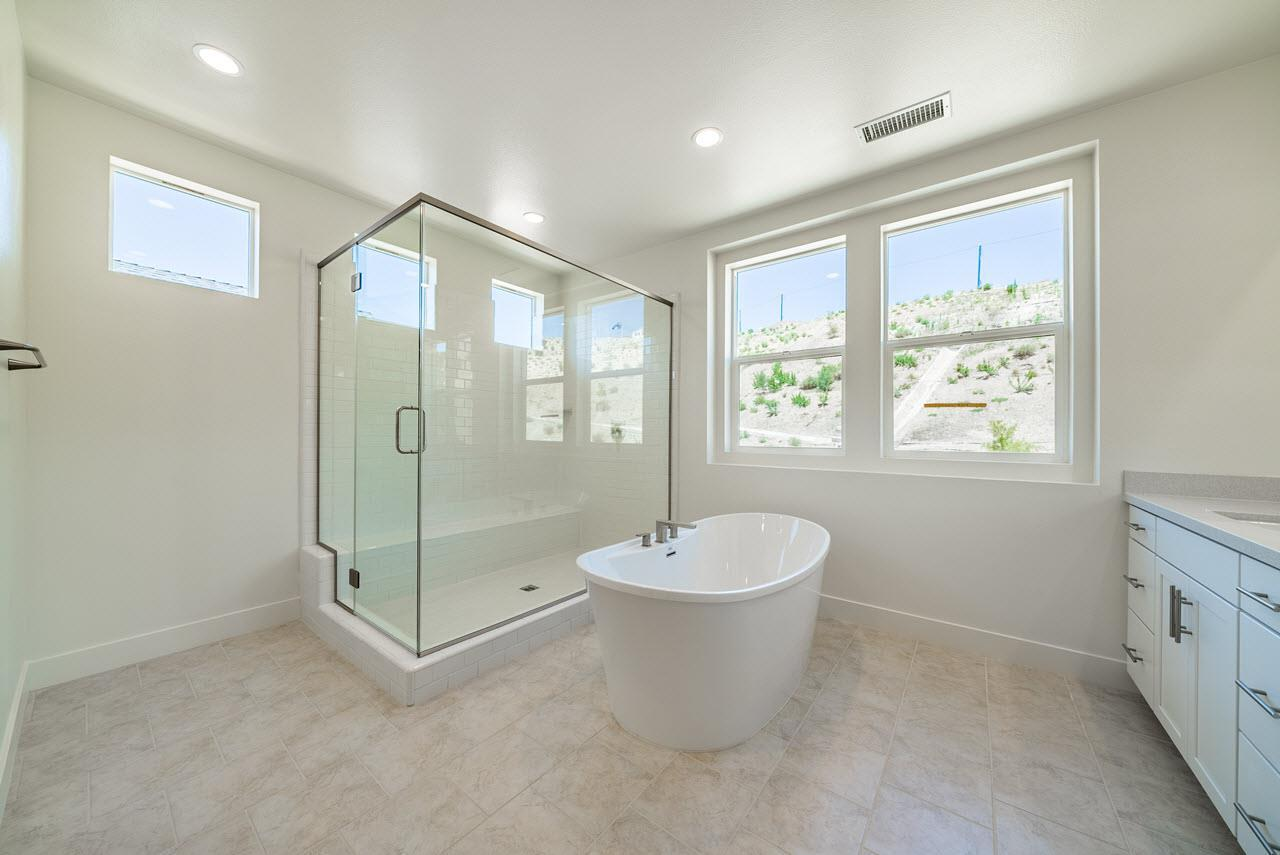 Bathroom featured in the Plan Three By Landsea Homes in Los Angeles, CA