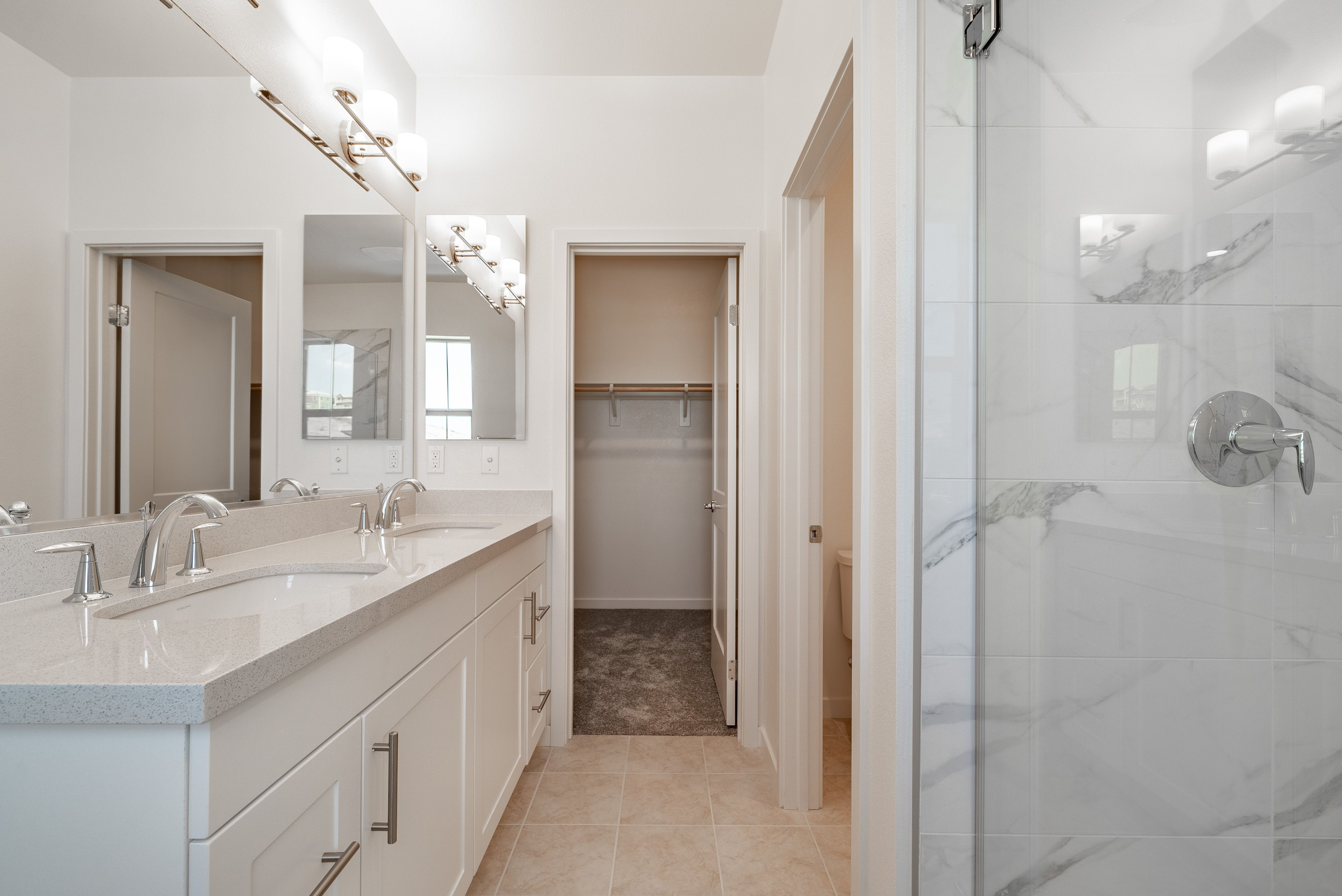 Bathroom featured in the Plan 6 Y By Landsea Homes in Orange County, CA