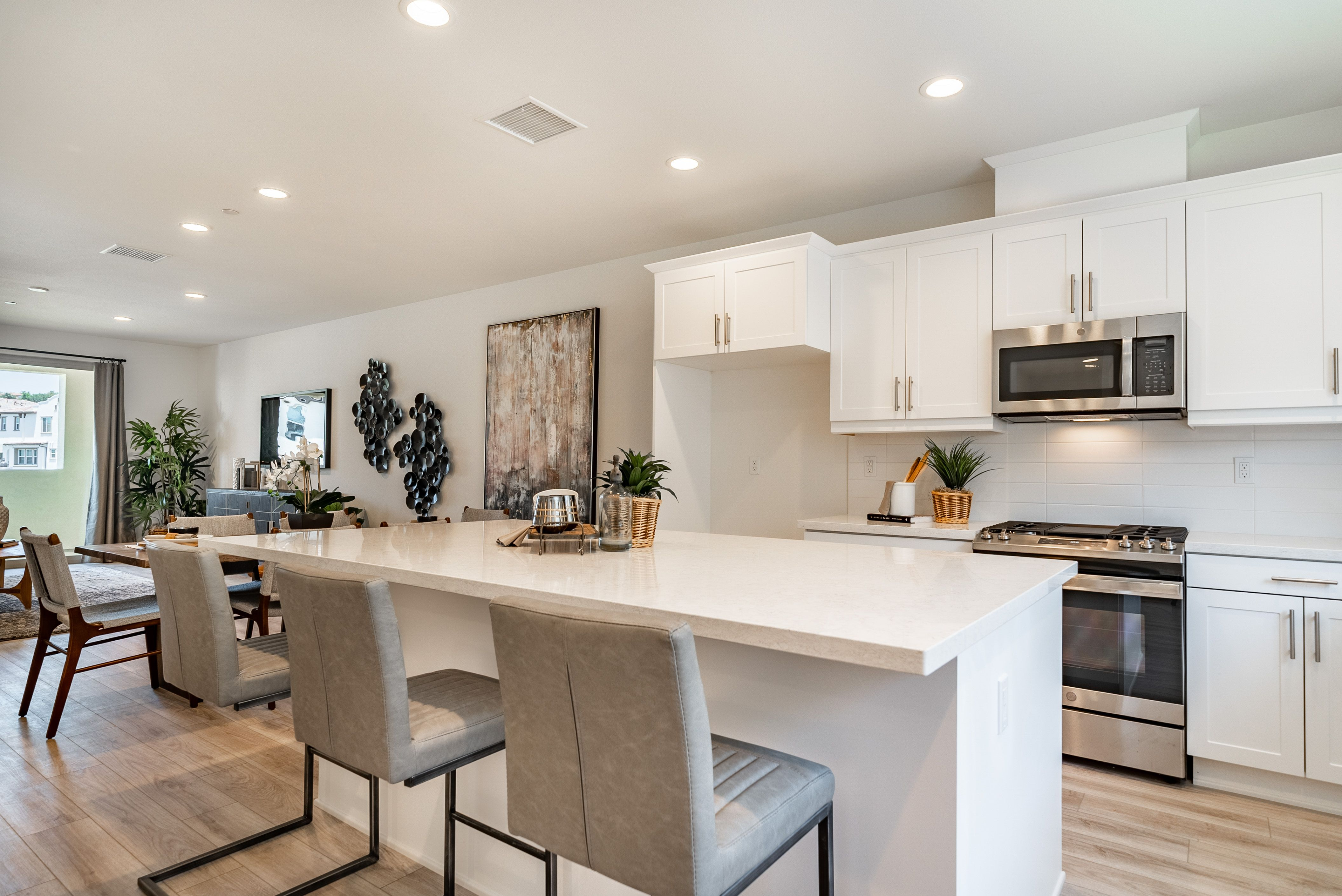 Kitchen featured in the Plan 6 Y By Landsea Homes in Orange County, CA