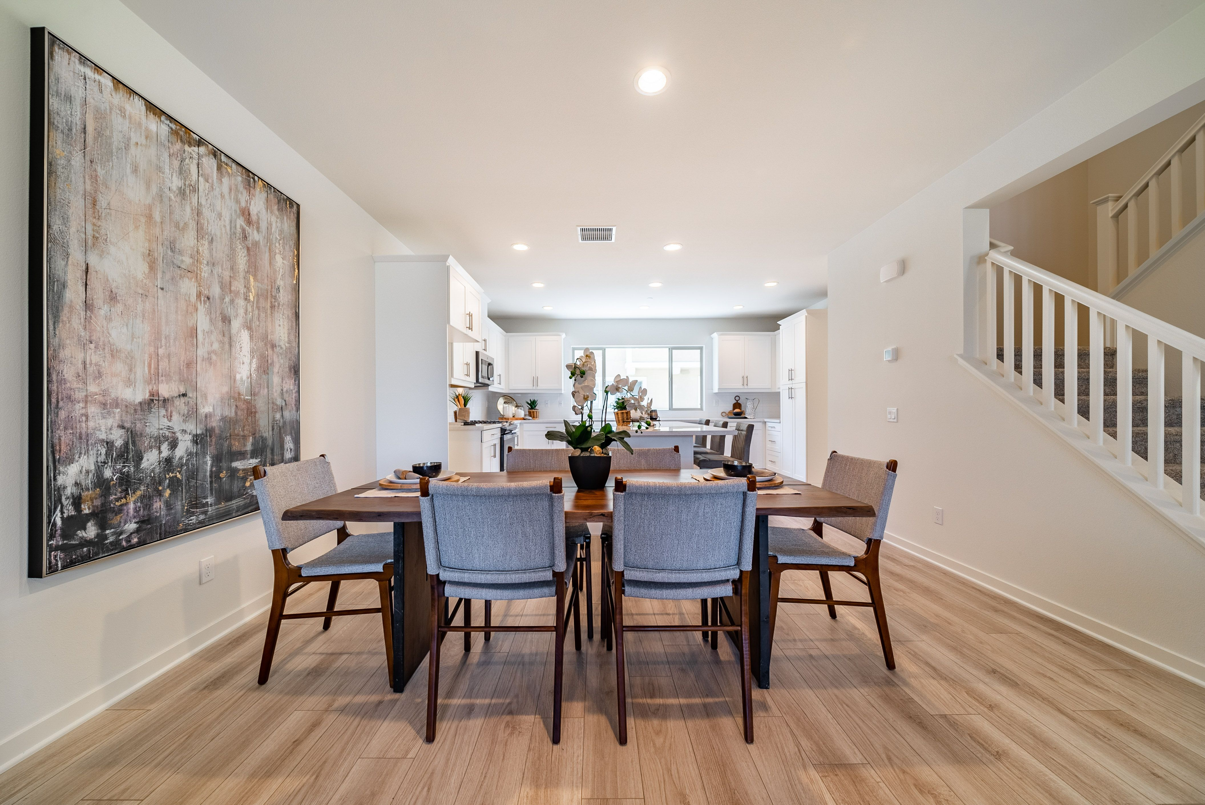 Living Area featured in the Plan 6 Y By Landsea Homes in Orange County, CA