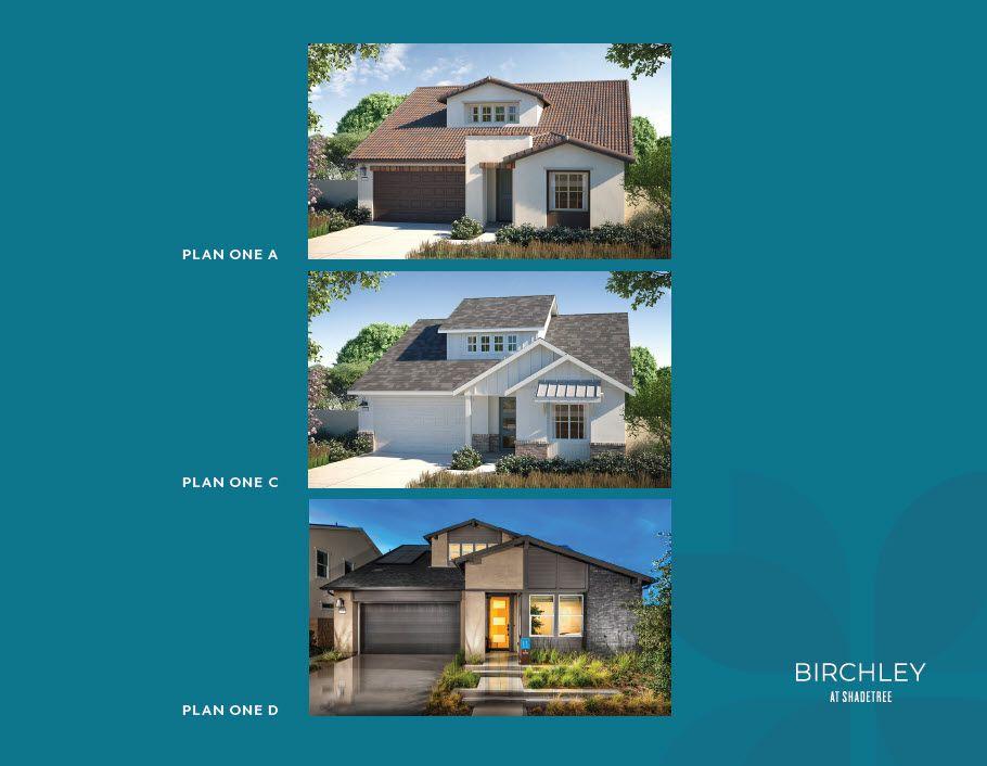 Exterior featured in the Plan 1 By Landsea Homes in Riverside-San Bernardino, CA