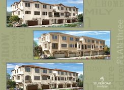 Plan Two - Silveroak at IronRidge: Lake Forest, California - Landsea Homes