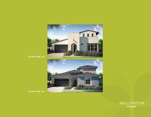 Plan 1 - Willowton: Ontario, California - Landsea Homes