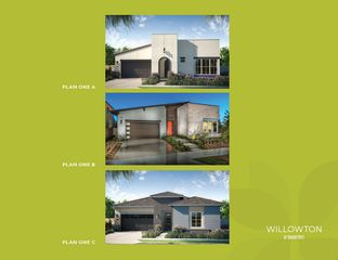 Willowton 1X - Willowton: Ontario, California - Landsea Homes