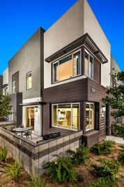 eave Plan 5 ACC - neuhouse: Ontario, California - Landsea Homes