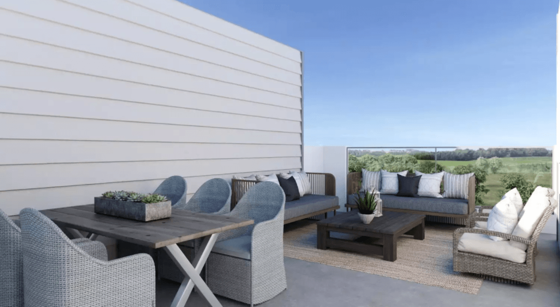 Exterior featured in the Verandah- Residence 3 Option 1 By Landsea Homes in San Francisco, CA